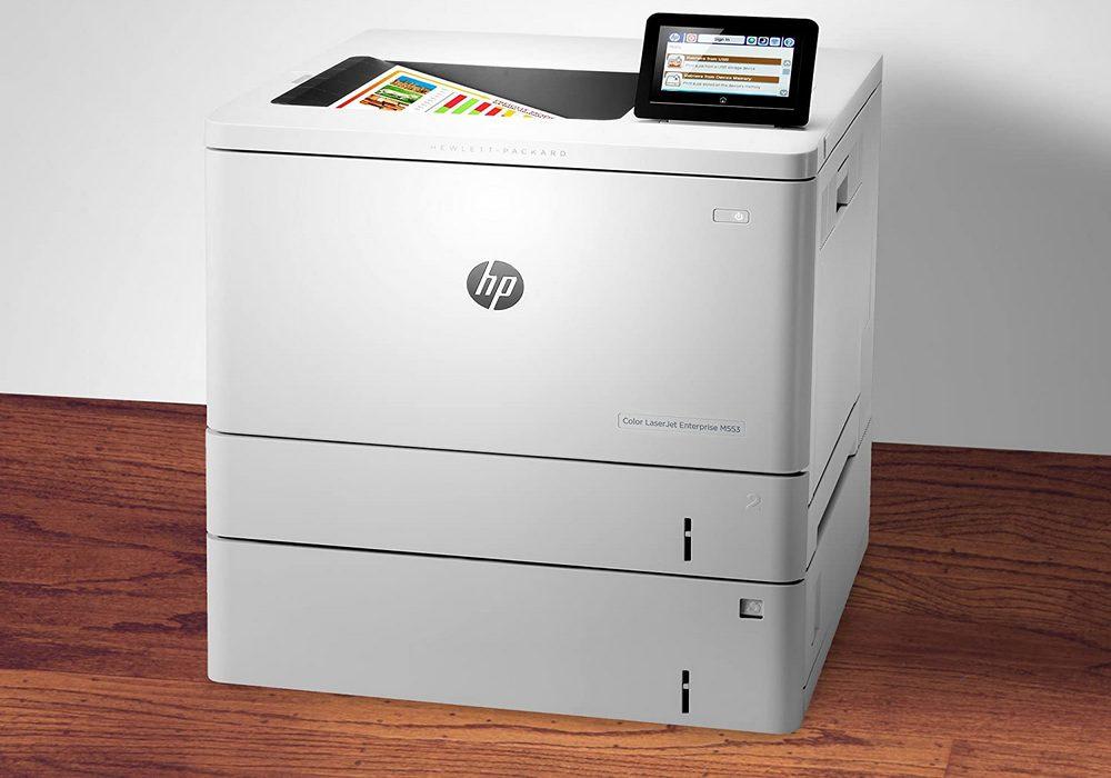HP LaserJet Pro M553x Review