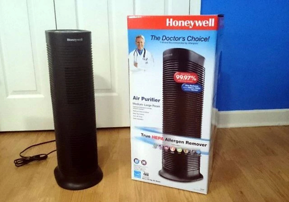 Honeywell HPA160 Air Purifier Review