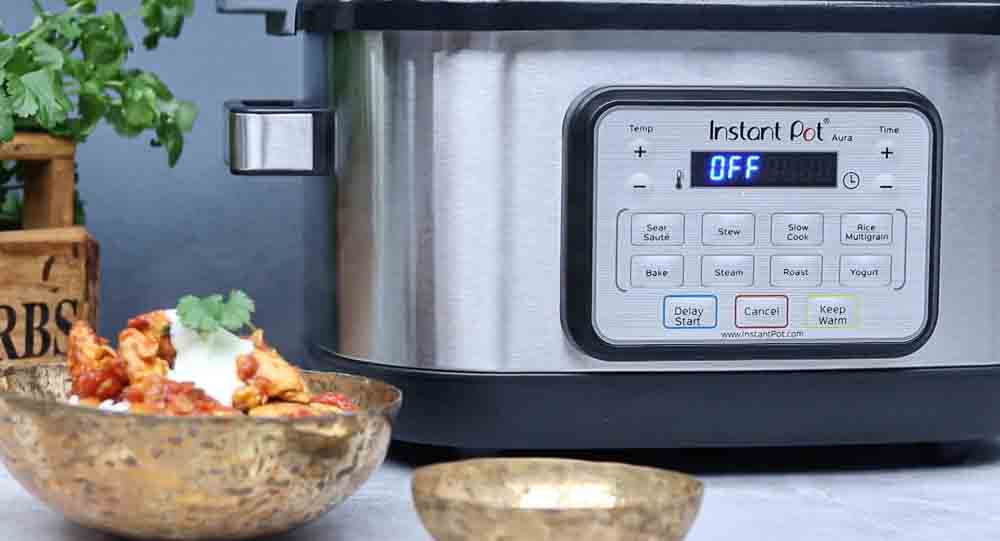 Instant Pot Aura Multi-Use Programmable Slow Cooker Review
