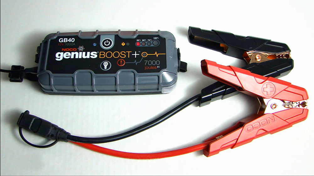 NOCO Boost Plus GB40Car Battery Jump Starter Review