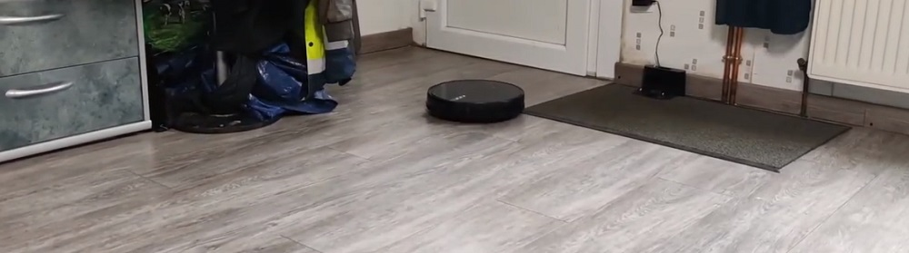 Proscenic 850T Wi-Fi Connected Robot Vacuum