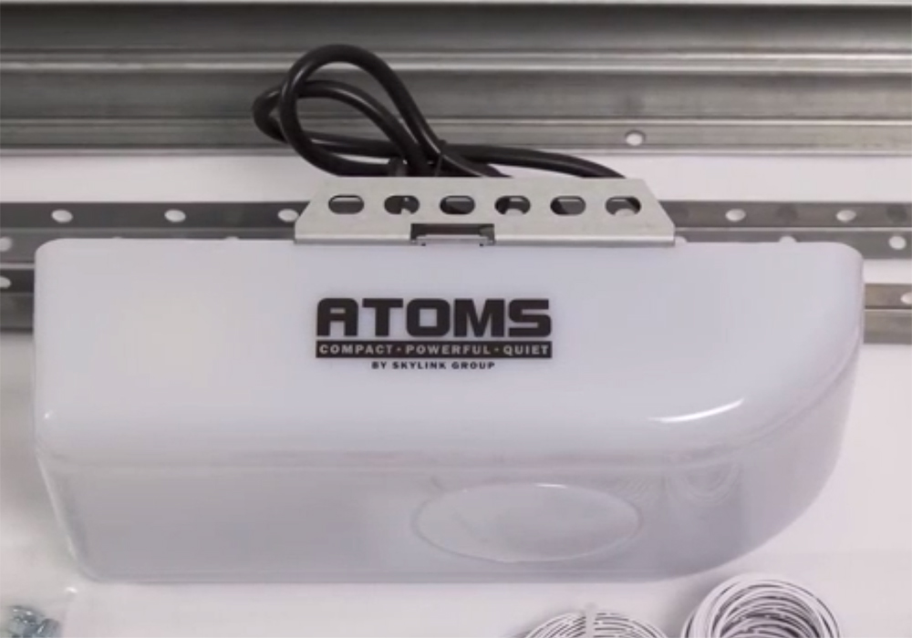 SKYLINK Atoms ATR-1611C Garage Door Opener Review