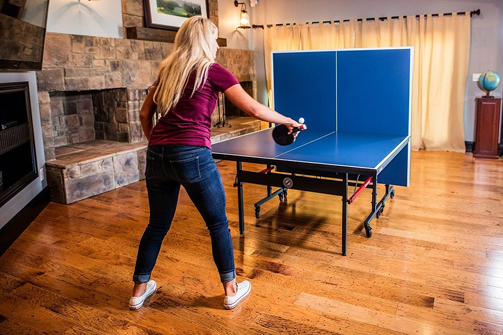 STIGA Advantage Competition-Ready Indoor Table Tennis Table Review