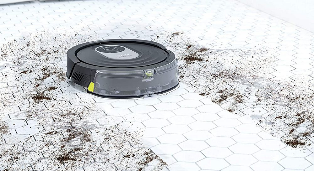 Shark RV2001WD Robot Vacuum Cleaner Review