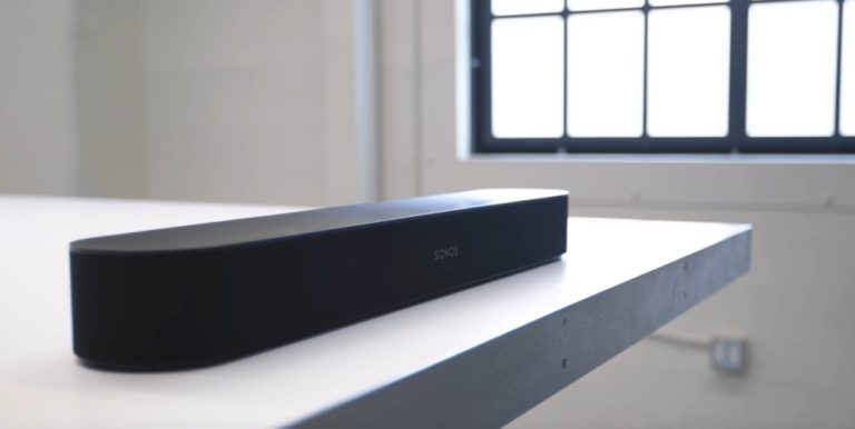 Sonos Beam Shadow Edition