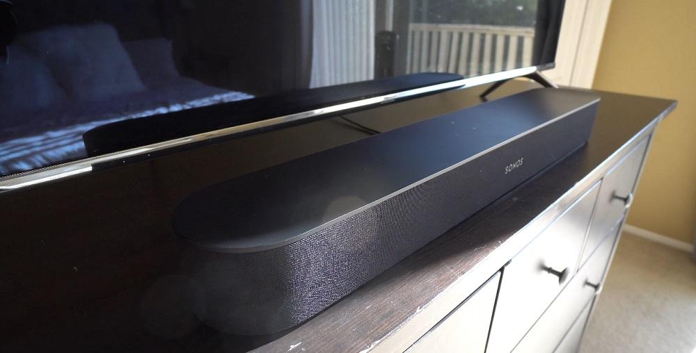 Sonos Beam Shadow Edition