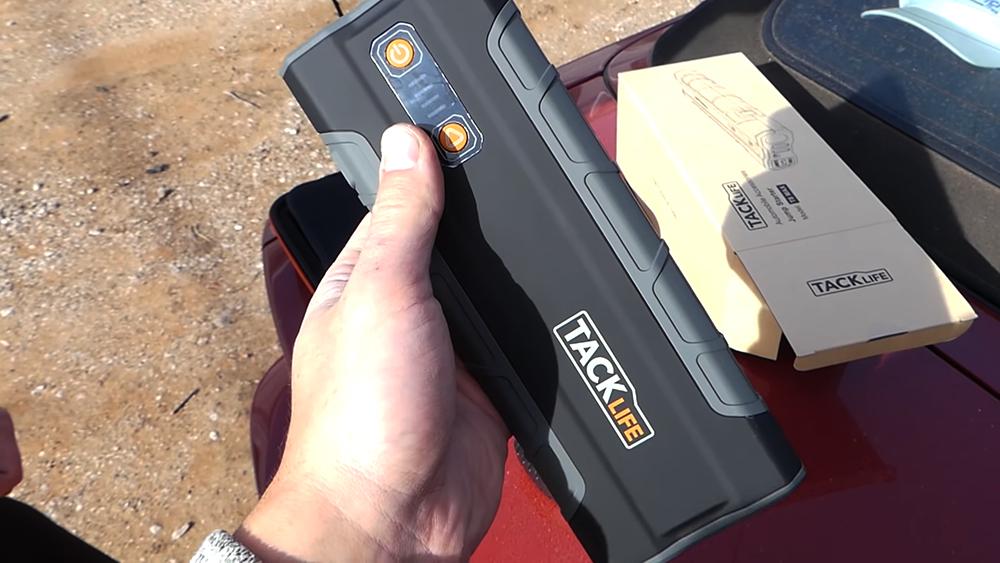 TACKLIFE T8 MAX Review