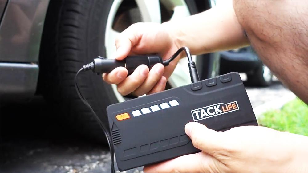 TACKLIFE T6 Car Jump Starter Review