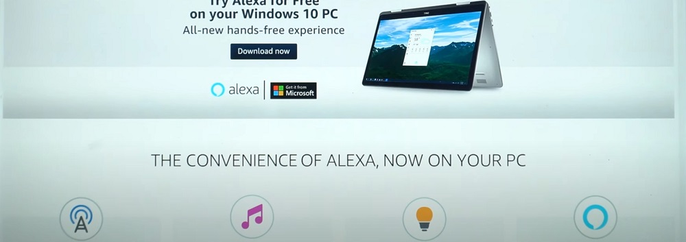 Alexa App for Windows 10