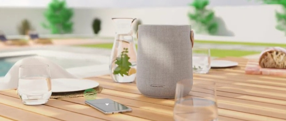 Alexa Outdoor Smart Speakers