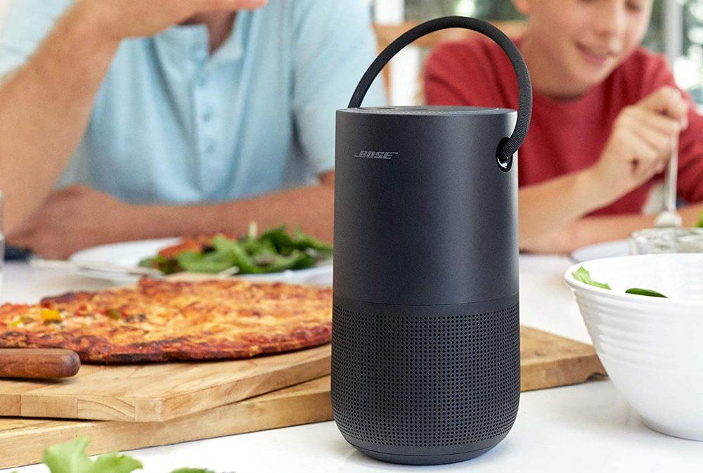 Outdoor Smart Speakers