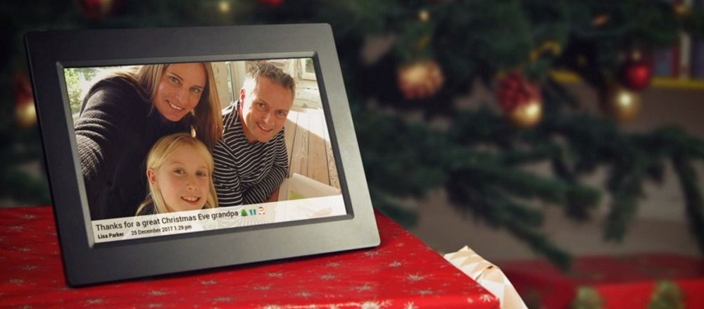 Smart Digital Picture Frames