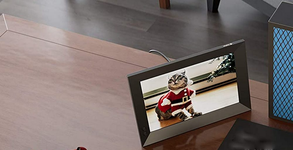 Nixplay Smart Digital Picture Frame 10.1 Inch