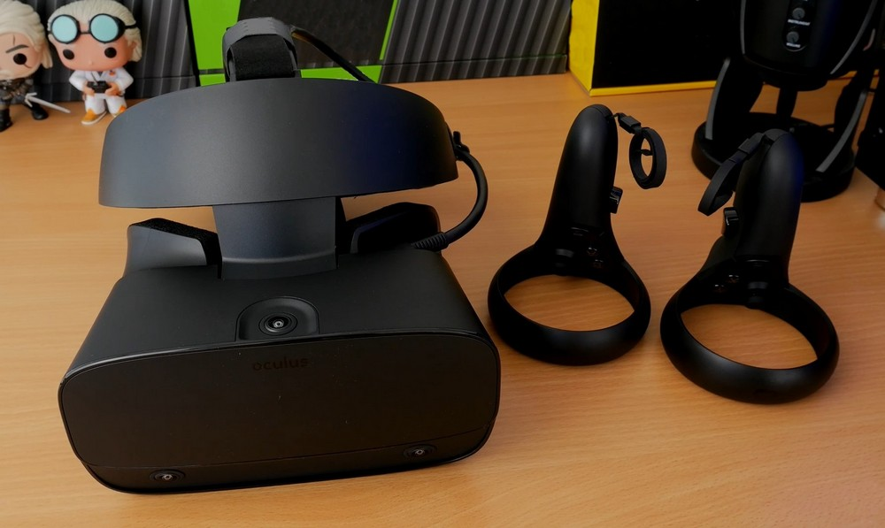 Oculus Rift S PC-Powered VR Gaming Headset Review
