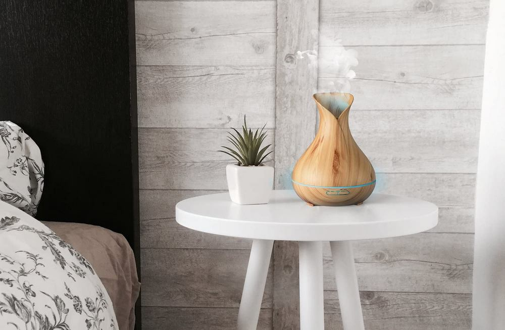 Smart WiFi Wireless Essential Oil Diffuser Review