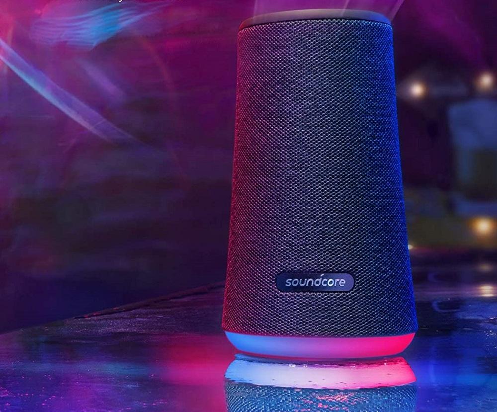 Soundcore Flare+ Portable 360° Bluetooth Speaker