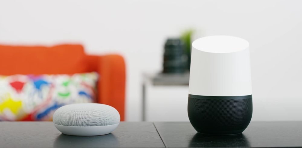 Difference Google Home and ALexa