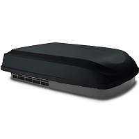 Dometic 641816CXX1J0 Penguin II Black 410 Amp Low Profile Rooftop Air Conditioner