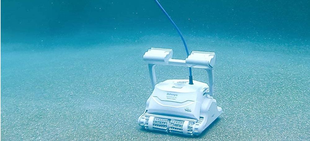 Dolphin Aquarius XL Robotic Pool Cleaner Review