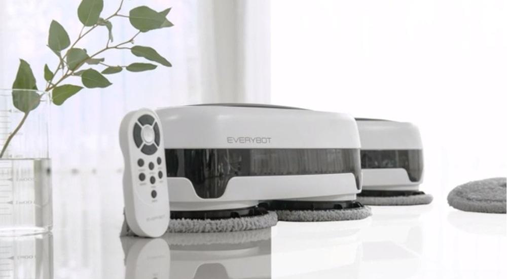 EVERYBOT 'Edge' Smart Robot Mop Review