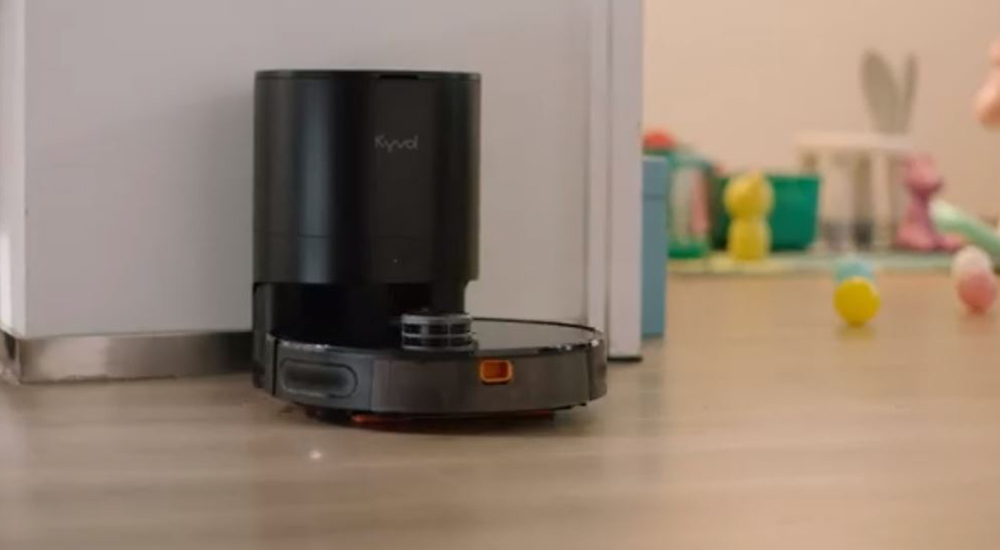 Kyvol Cybovac S31 Robot Vacuum and Mop Review