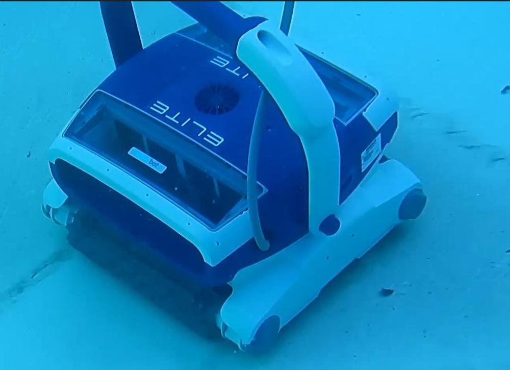 Metalix Aquabot Elite Pro Robotic Pool Cleaner Review