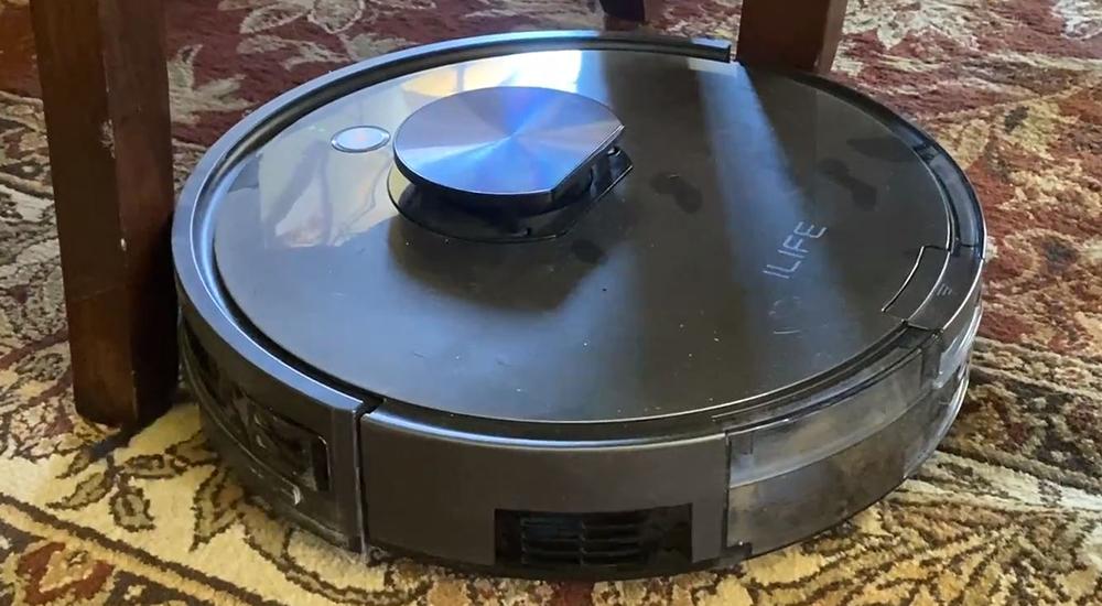 ILIFE A10 Lidar Robot Vacuum