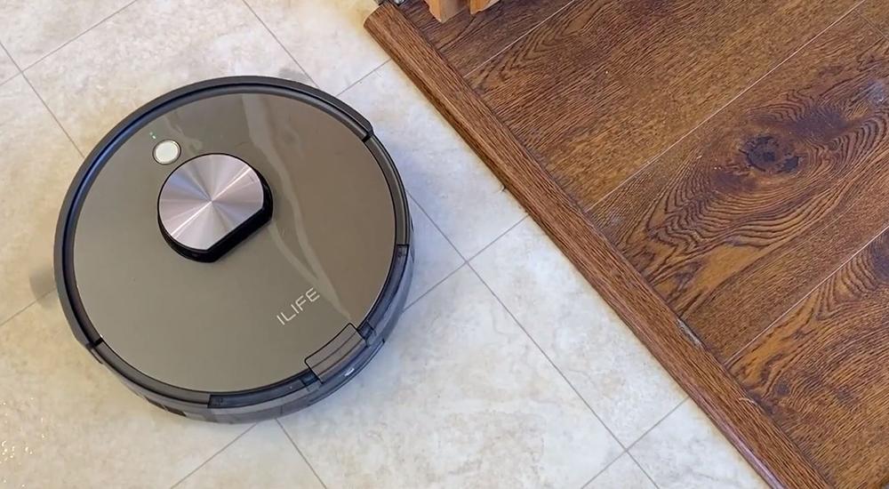 ILIFE A10 Lidar Robot Vacuum Review