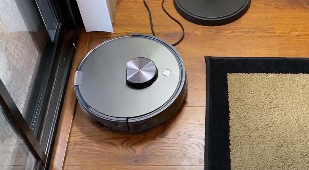 ILIFE A10 Lidar Robot Vacuum Cleaner REview