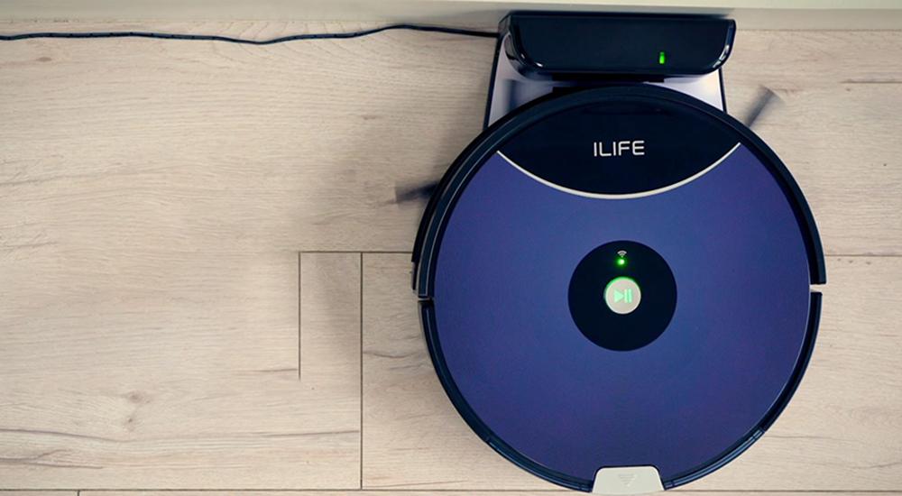 ILIFE A80 Max Robot Vacuum