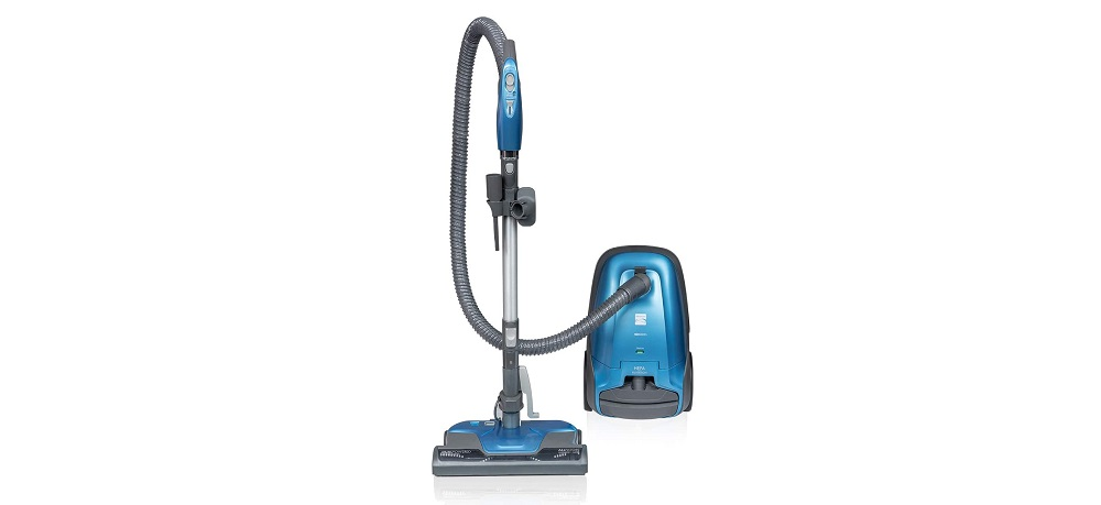 Kenmore BC3005 Pet Friendly Lightweight Bagged Canister Vacuum Review