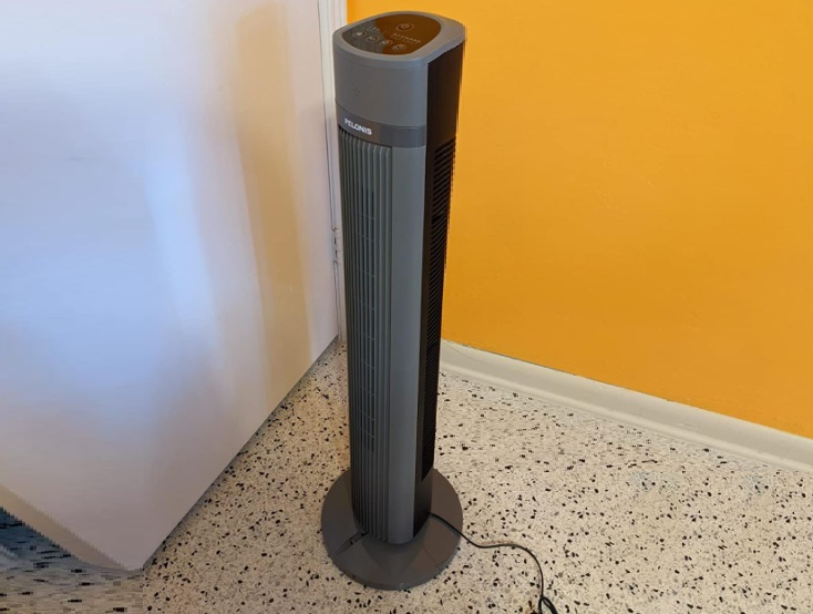 PELONIS PFT40A4AGB 40 Inch Oscillating Tower Fan Review