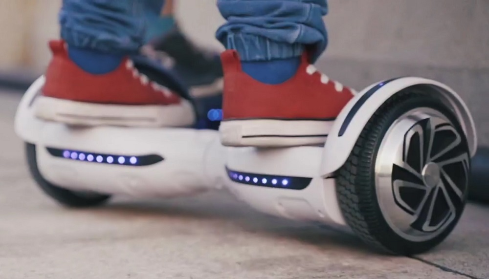 SISIGAD Hoverboard 6.5 Review