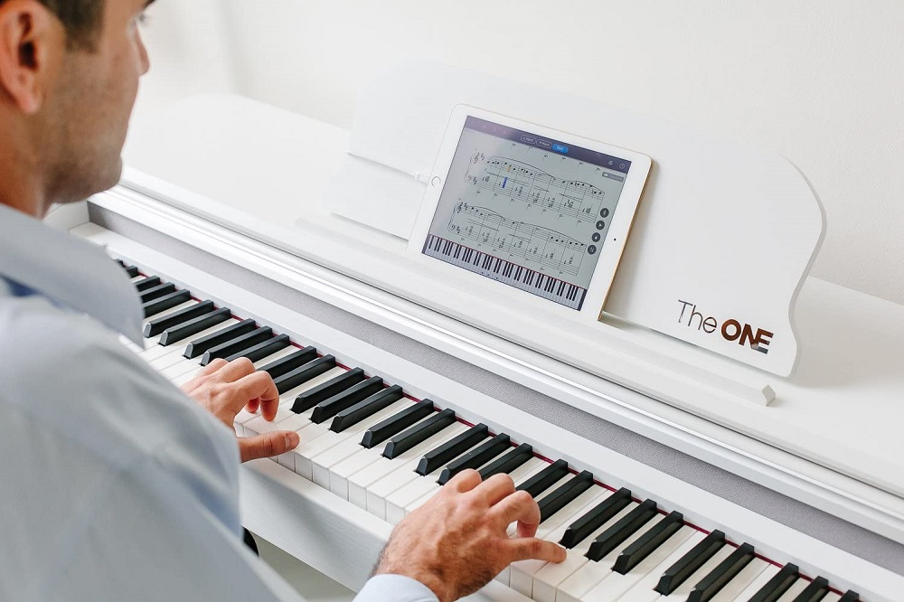 The ONE Smart Digital Piano Review