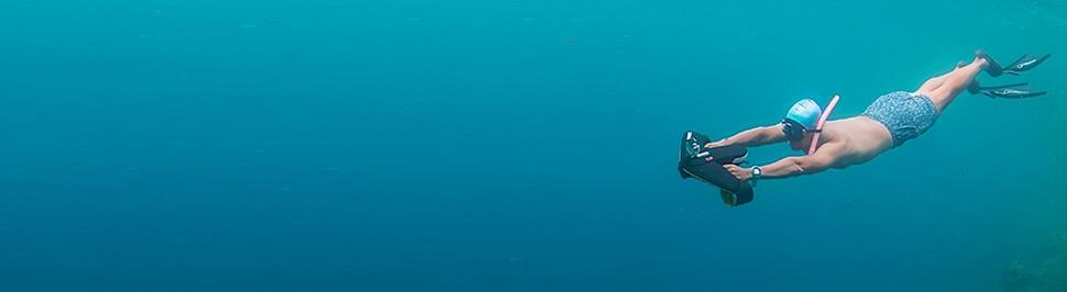 WINDEK SUBLUE Seabow Smart Underwater Scooter
