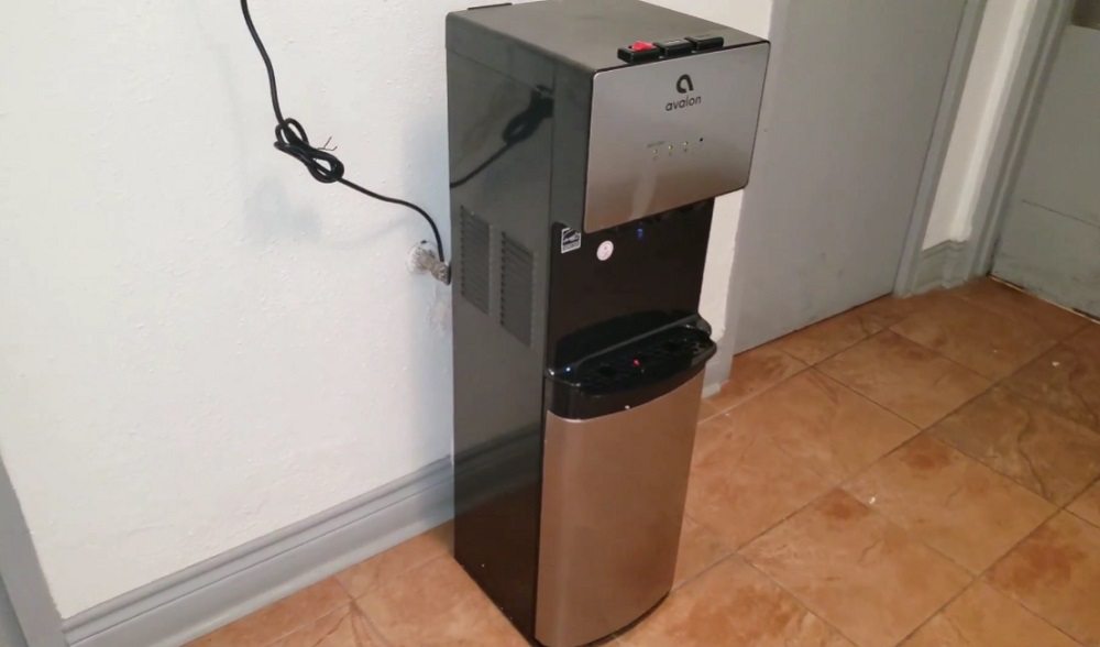 Avalon Limited Edition Self Cleaning Water Cooler Dispenser Review