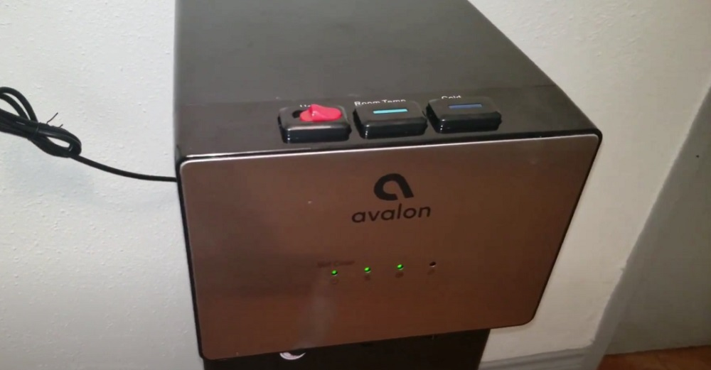 Avalon Self Cleaning Water Cooler Dispenser Review