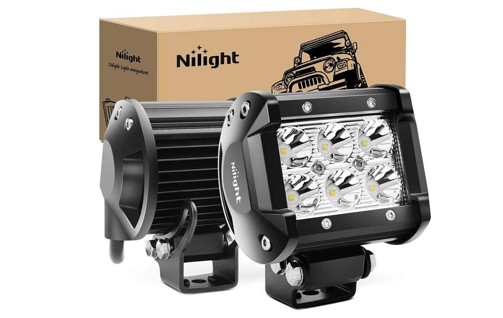 Nilight - 60001SB LED Pods Review